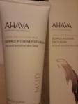 Crema pentru picioare de la Ahava
